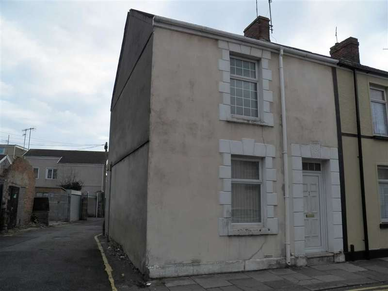 2 Bedrooms Property for sale in Waterloo Street, Llanelli