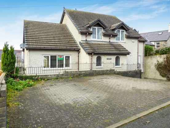 6 Bedrooms Detached House for sale in Ffordd Dinas, Conwy, Clwyd, LL33 0SG
