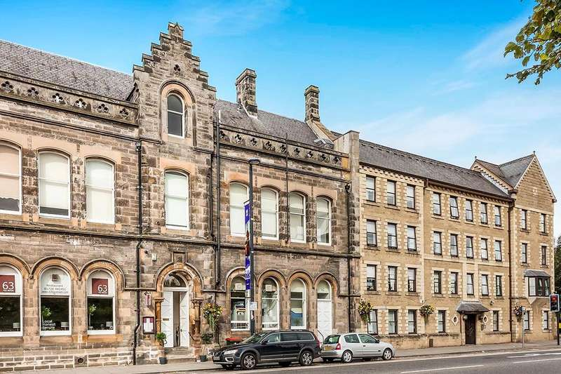 1 Bedroom Flat for sale in Tay Street, Perth, PH2