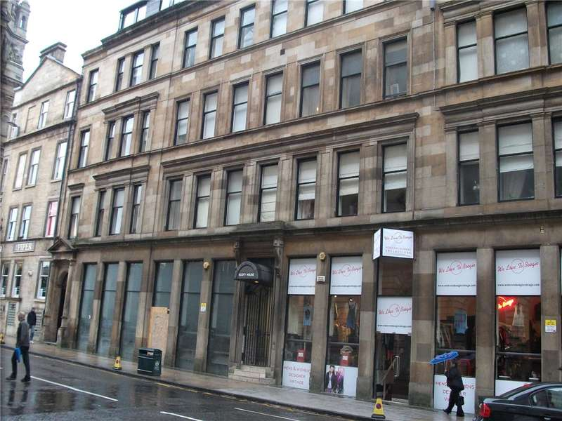 2 Bedrooms Flat for rent in South Frederick Street, City Centre, Glasgow