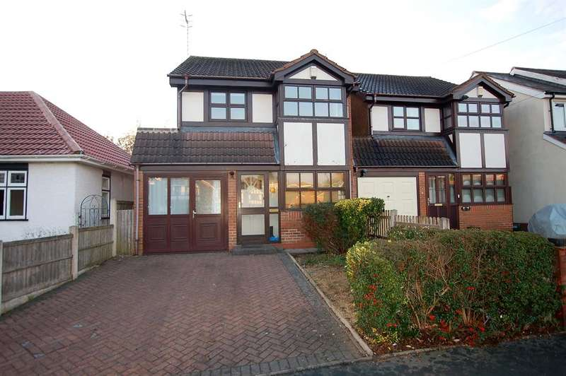 3 Bedrooms Detached House for sale in Swan Street , Stourbridge, DY8 3UU