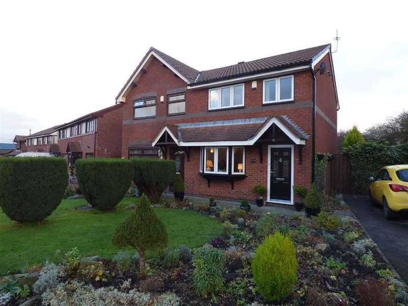 3 Bedrooms Property for sale in Bishop Marshall Way, Silver Birch, Manchester, M24