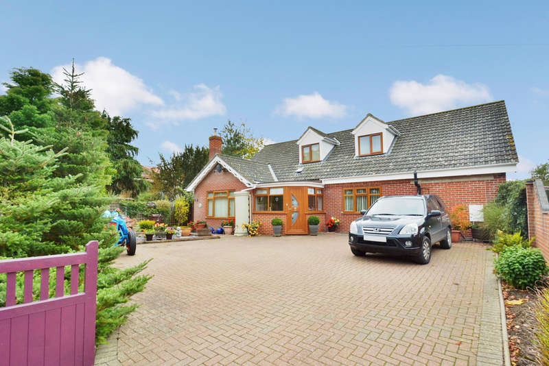4 Bedrooms Chalet House for sale in Wilderness Lane, Harleston