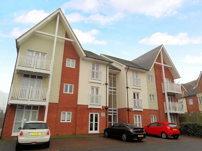 2 Bedrooms Flat for sale in Woodshires Road, Solihull