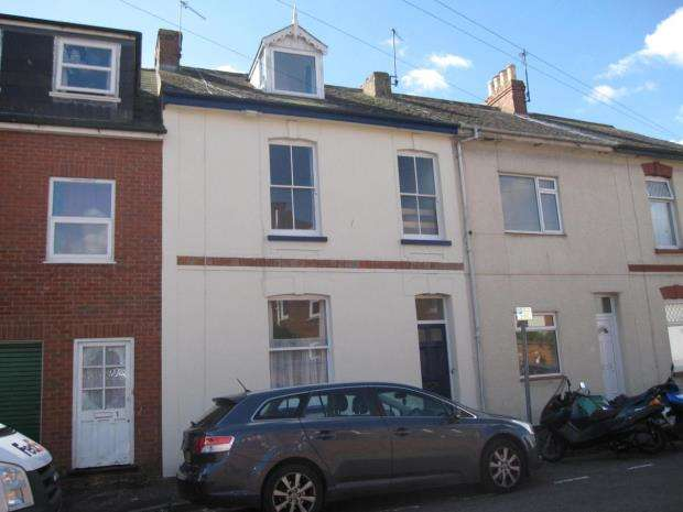 4 Bedrooms Terraced House for sale in New North Road, Exmouth, Devon