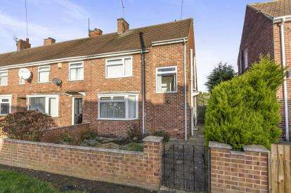 3 Bedrooms End Of Terrace House for sale in Oak Road, Eaglescliffe, Stockton-On-Tees, Durham