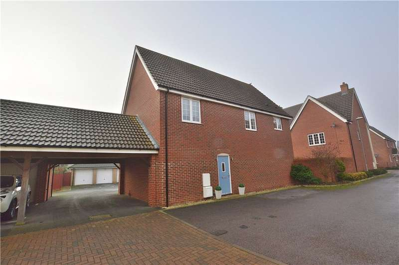 2 Bedrooms Flat for sale in Stansted Mountfitchet
