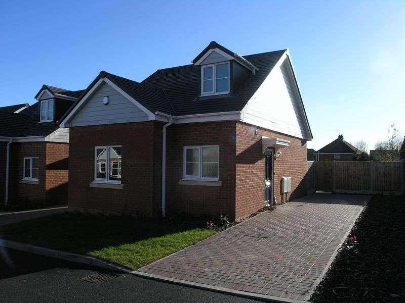 2 Bedrooms Detached Bungalow for sale in 2 Algar Grange, Dudley Road, Sedgley