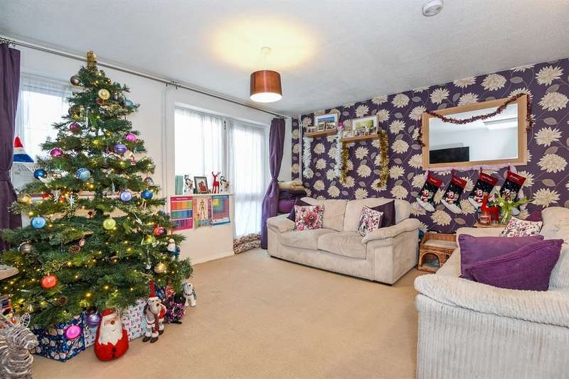3 Bedrooms Terraced House for sale in Hazelmere Drive, Northolt, UB5