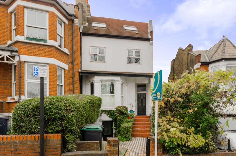 2 Bedrooms Flat for sale in Tottenham Lane, Crouch End, N8