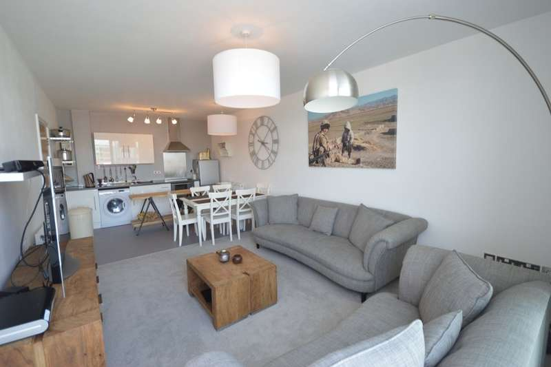 2 Bedrooms Flat for sale in Brittany Street, Plymouth, PL1