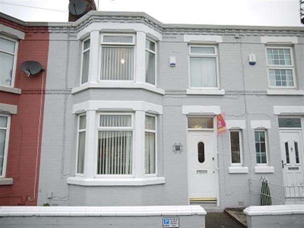 3 Bedrooms Terraced House for sale in Stalmine Road, Walton