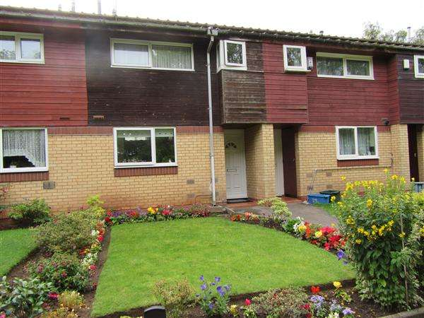 3 Bedrooms Terraced House for sale in Wigland Way, Kings Norton, Birmingham