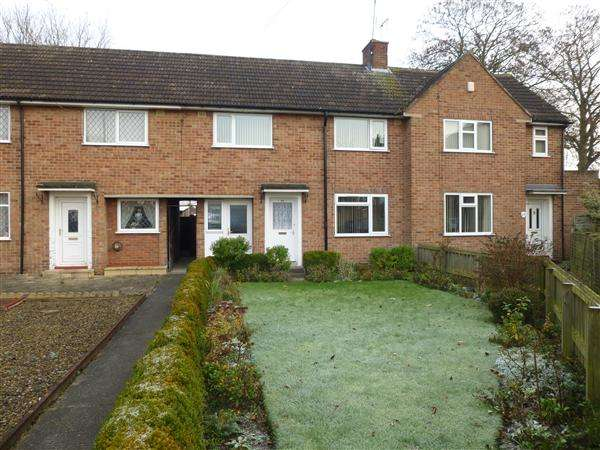 3 Bedrooms Terraced House for sale in Lowfields Drive, Acomb