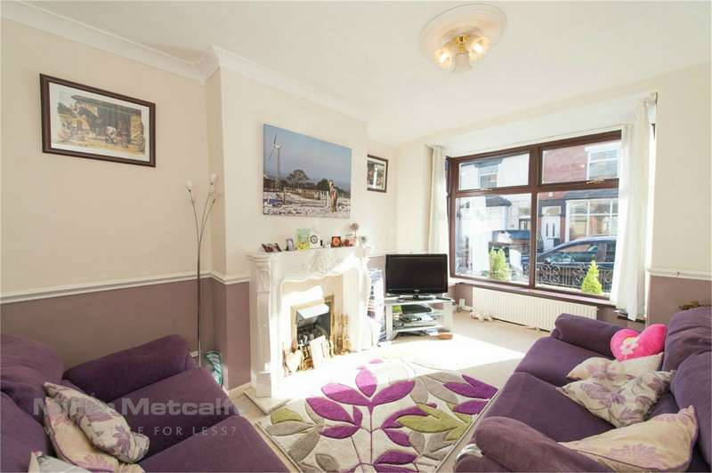 3 Bedrooms Terraced House for sale in Leicester Avenue, Horwich, Bolton, Lancashire