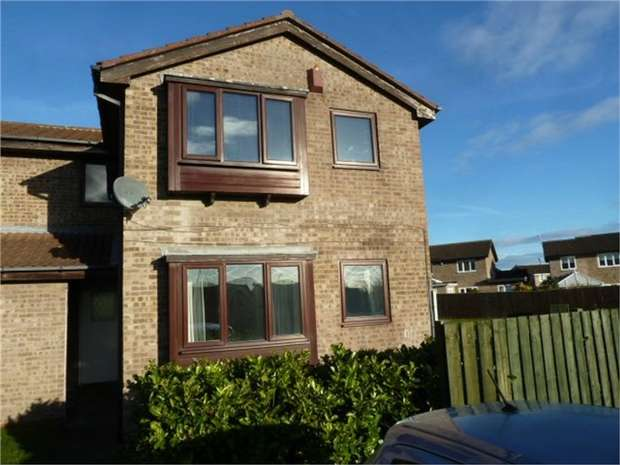 1 Bedroom Flat for sale in Turnstone Drive, Washington, Tyne and Wear