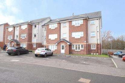 2 Bedrooms Flat for sale in Cooper Crescent, Ferniegair