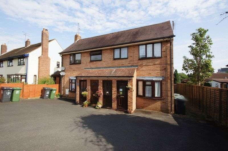 1 Bedroom Flat for sale in Vicarage View, Redditch