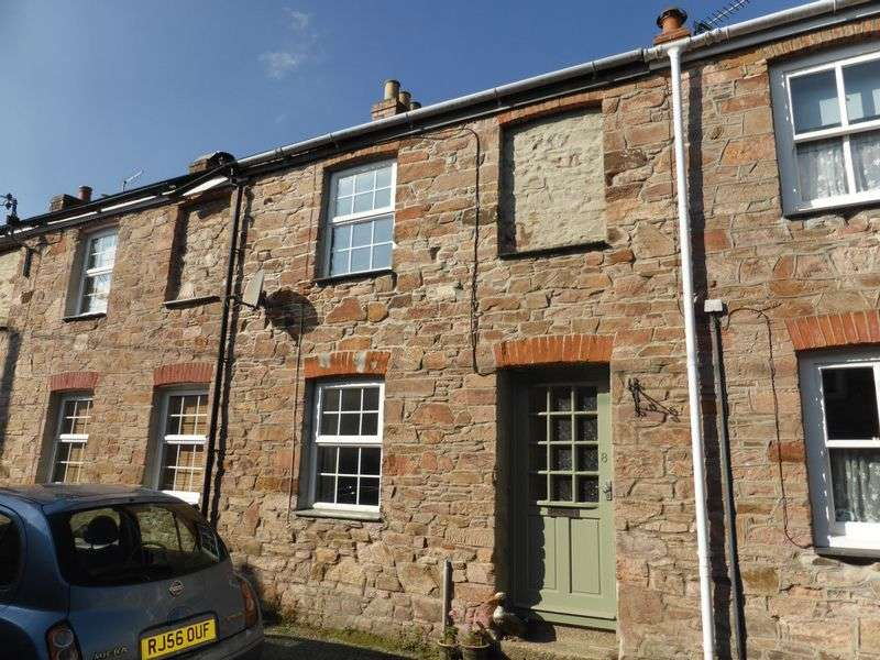 2 Bedrooms Terraced House for sale in King Street, Lostwithiel
