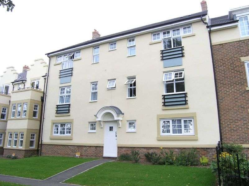 1 Bedroom Flat for sale in The Hawthorns, Flitwick