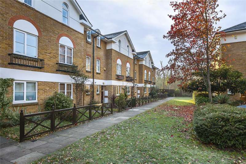 4 Bedrooms Terraced House for sale in St. Josephs Vale, London, SE3