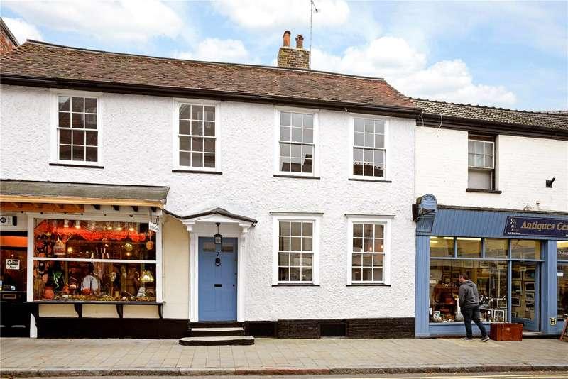 4 Bedrooms Terraced House for sale in West Street, Dorking, Surrey, RH4