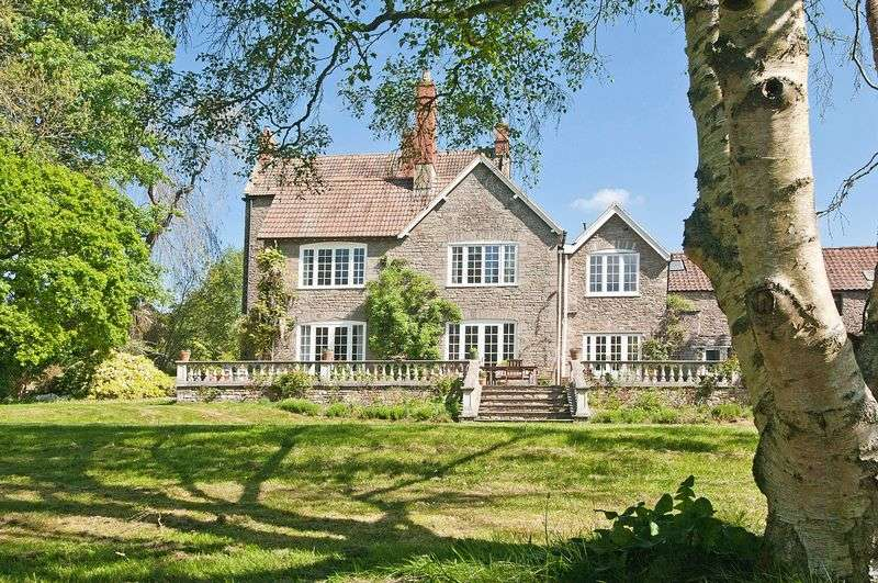 7 Bedrooms Detached House for sale in The Green, Temple Cloud, Between Bristol & Wells, BS39 5BW