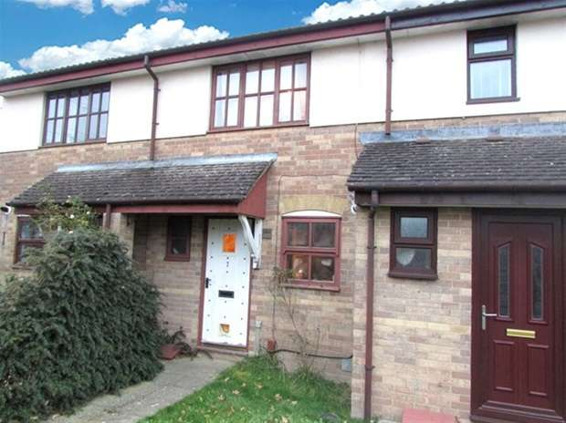 2 Bedrooms Terraced House for sale in Croscombe Gardens, Frome