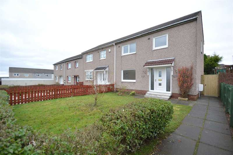 3 Bedrooms End Of Terrace House for sale in Downfield Drive, Hamilton