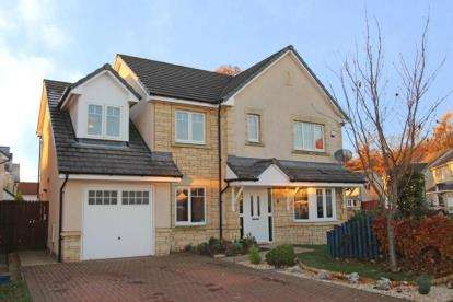 5 Bedrooms Detached House for sale in Talorcan, Alloa