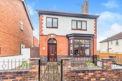 3 Bedrooms Detached House for sale in Dorsett Road, Darlaston, West Midlands