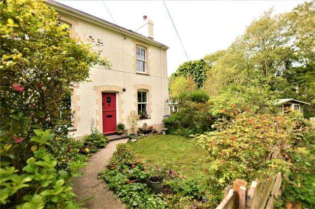 2 Bedrooms End Of Terrace House for sale in Willow Cottages, Underwood Road, Plymouth, Devon