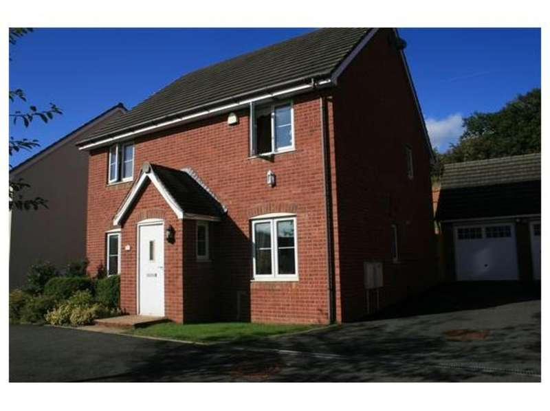 5 Bedrooms Detached House for sale in High Trees, Risca