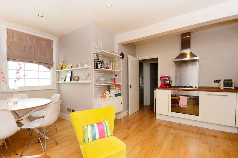 2 Bedrooms Flat for sale in Blackstock Road, Highbury, N4