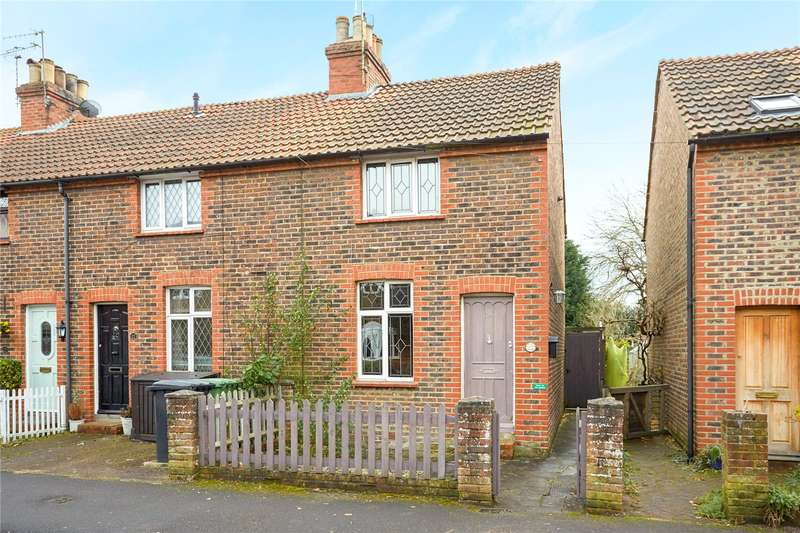 2 Bedrooms Terraced House for sale in Oakdene Road, Brockham, Betchworth, Surrey, RH3