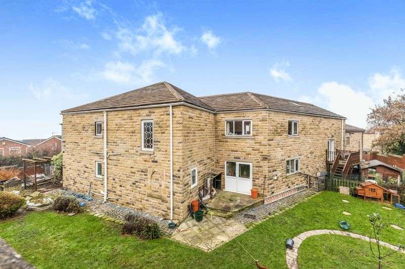 5 Bedrooms Detached House for sale in New Road, Staincross, Barnsley S75
