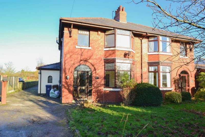 3 Bedrooms Semi Detached House for sale in Equestrian Potential, Midge Hall Lane, Leyland