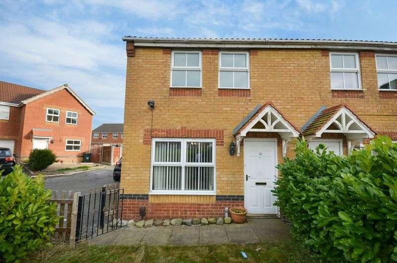 3 Bedrooms Semi Detached House for sale in 16 Brafferton Arbor, Bradford, BD6 3LD