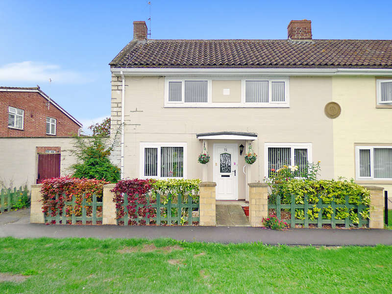 3 Bedrooms Semi Detached House for sale in Oldfield Park, Westbury