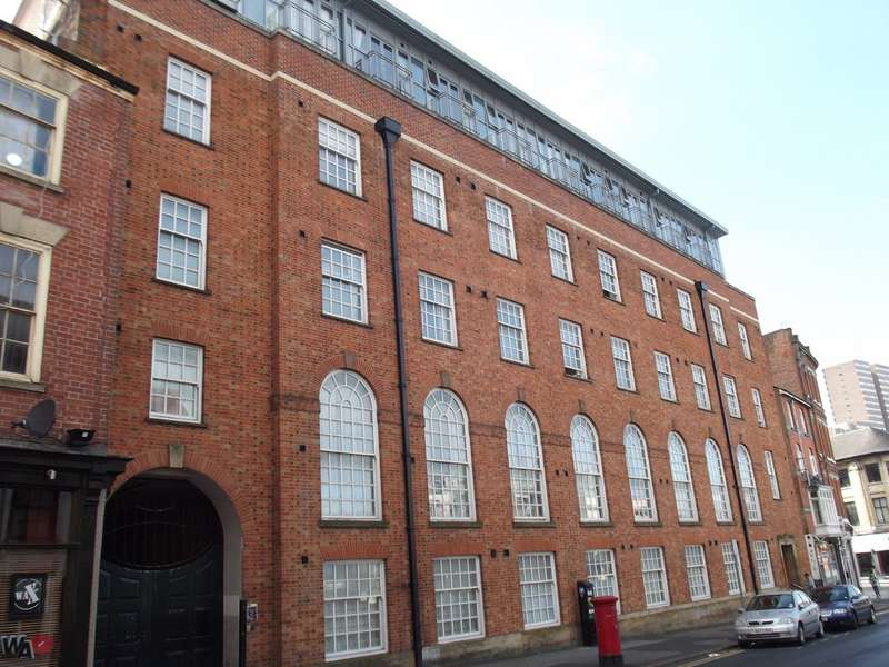 1 Bedroom Apartment Flat for sale in Castle Exchange, Broad Street