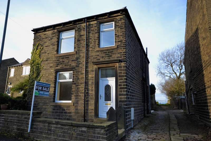 3 Bedrooms Detached House for sale in New Hey Road, Outlane, Huddersfied
