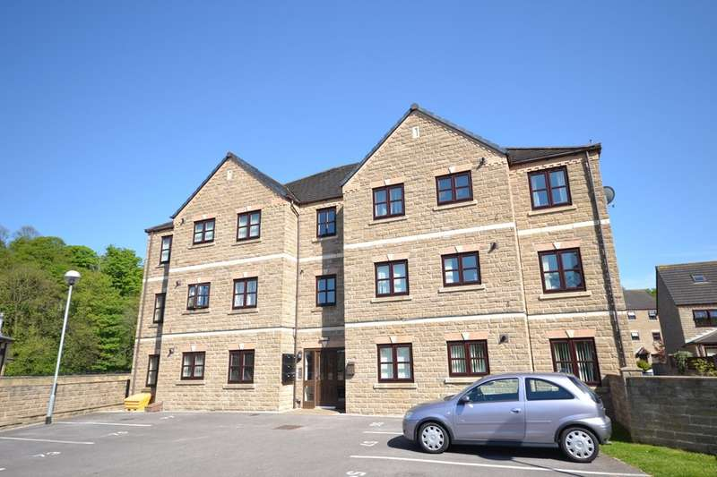 2 Bedrooms Apartment Flat for sale in Mereside, Huddersfield