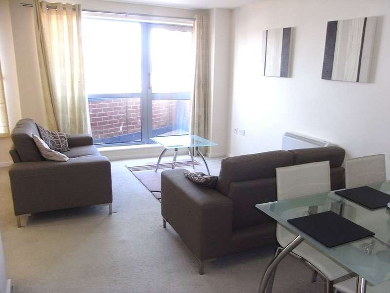 2 Bedrooms Apartment Flat for sale in Ahlux House, Millwright Street