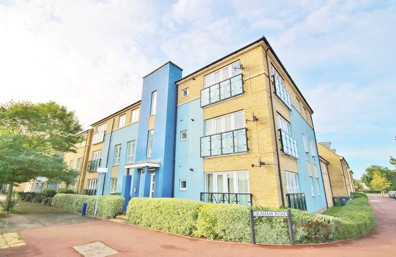 2 Bedrooms Apartment Flat for sale in Graham Road
