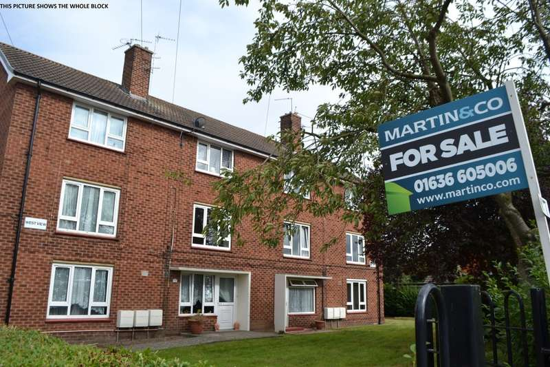 2 Bedrooms Maisonette Flat for sale in West View, Warwick Road, Balderton