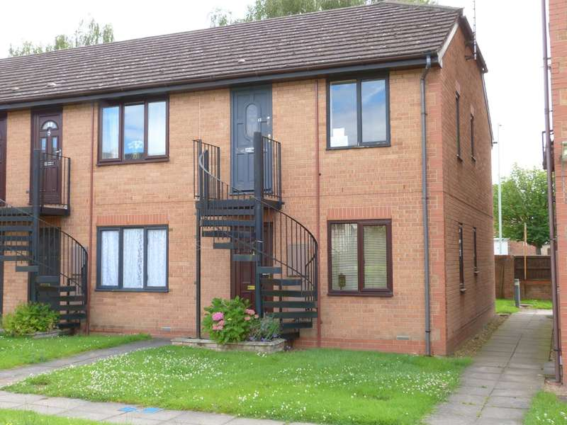 1 Bedroom Flat for sale in Chequers Road, Gloucester