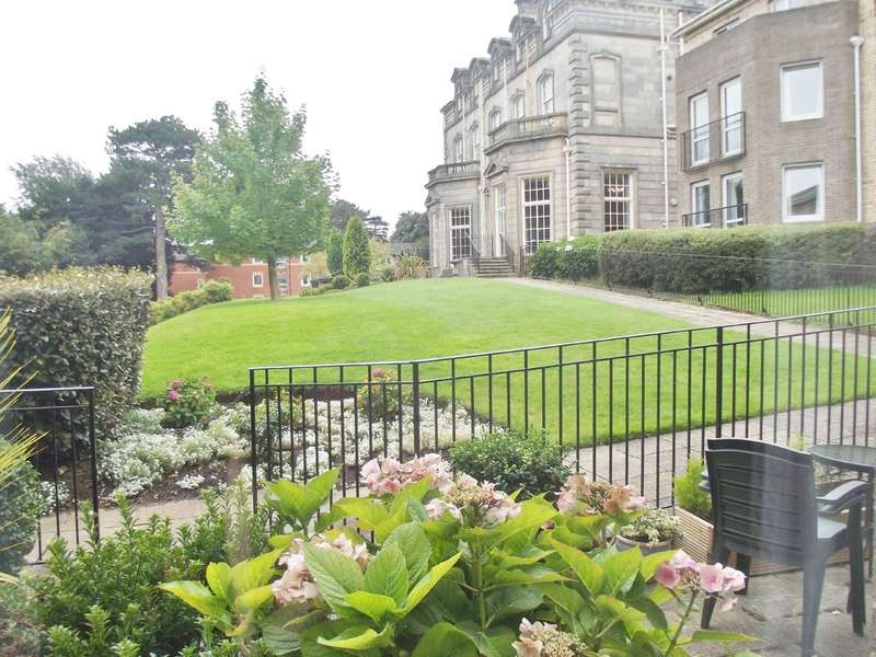 1 Bedroom Ground Flat for sale in BOWER HOUSE MANORSIDE CLOSE