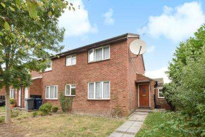 1 Bedroom End Of Terrace House for sale in Jarvis Close, Barnet