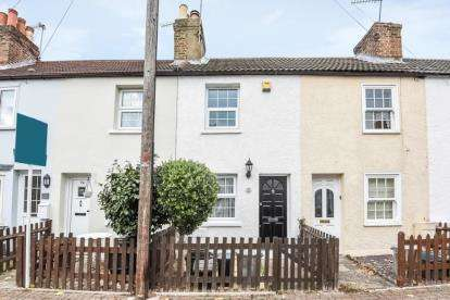 2 Bedrooms House for sale in Wharton Road, Bromley