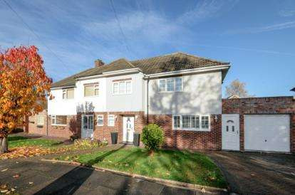3 Bedrooms Semi Detached House for sale in Barnet Drive, Bromley